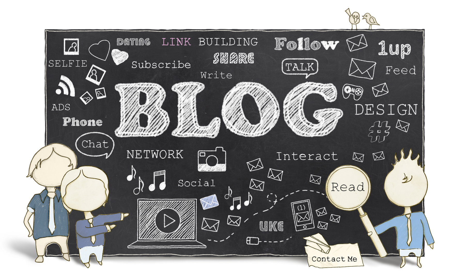 Blogging Myths Deconstructed & Clarified
